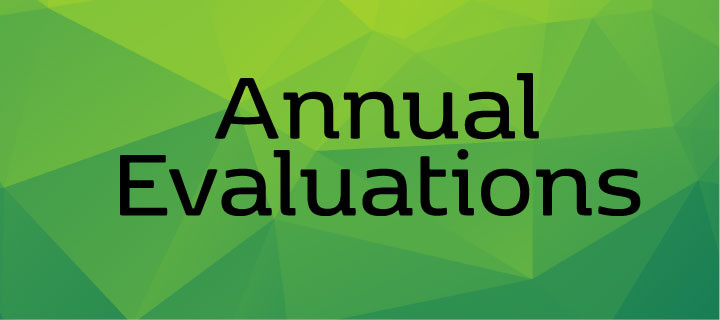 ACOI Annual Evaluations