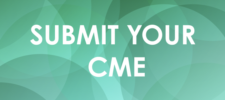 Submit Your CME