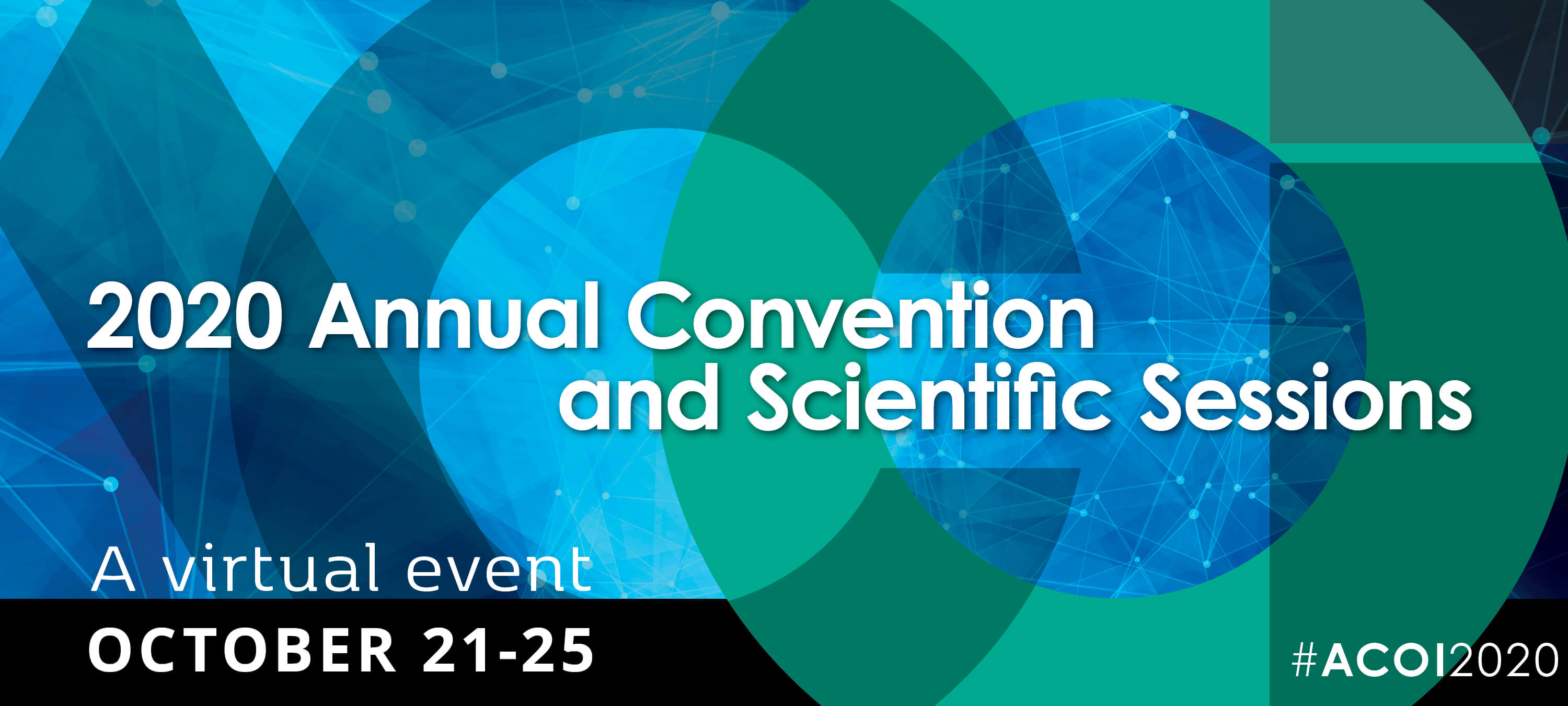 ACOI 2020 Annual Convention and Scientific Sessions