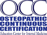 Osteopathic Continuous Certification (OCC)