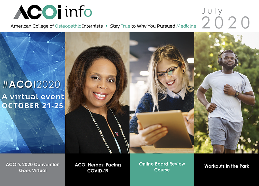 ACOInformation July 2020